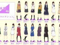 【乃木坂まとめ】みんなは何枚目期間の制服が好きなの?
