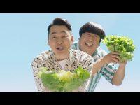 【CM】バナナマンのすき家CM若の吉野家と同時に公開されてるやんwすき家「シーザーレタス牛丼・カレー」篇