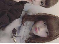 【NGT48】荻野由佳がインスタから太野彩香との2ショット画像を削除!